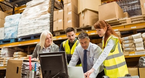 IoT technology can make the supply chain stronger.