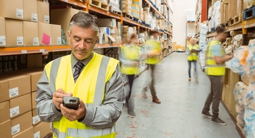 RFID technology can transform the warehouse but it comes with serious data security risks.